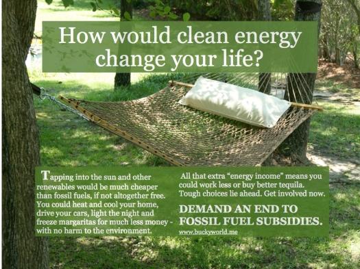 A clean energy world
