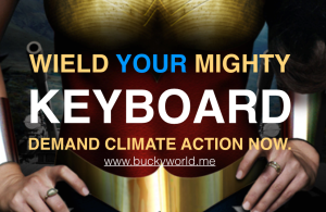 Wield your mighty keyboard
