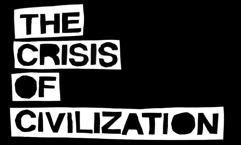 This creative and even funny documentary shows how all our current crises -- energy, climate, food, terrorism, finance -- are intertwined.