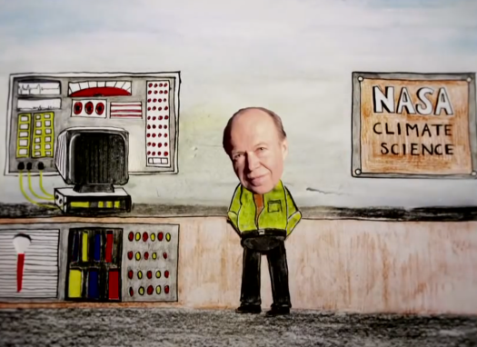 At the same time, the news that almost all of our most brilliant scientists have come to agree that we simply must reduce our carbon output, is largely ignored, such as James Hansen or NASA has been, since he first called our attention to this clear and present danger in 1988.