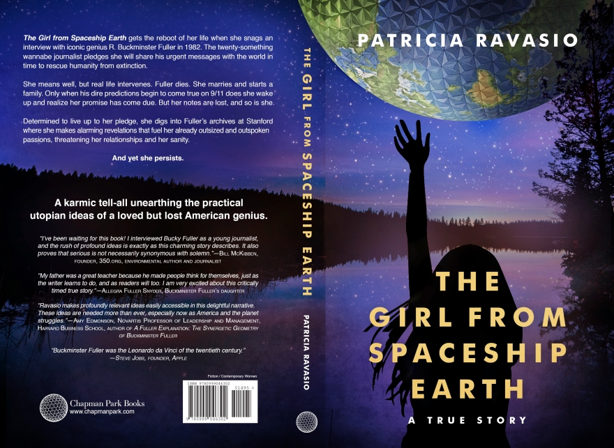 FINAL COVER The Girl From Spaceship Earth FULL 0714 2-1